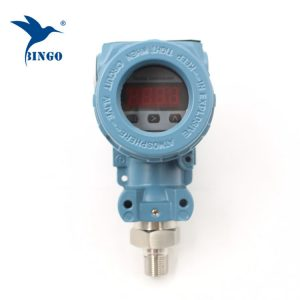 Πιεσόμετρο πίεσης 4 ~ 20ma με οθόνη LED