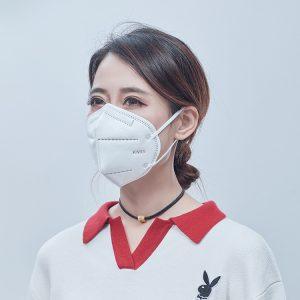 n95 χειρουργική μάσκα ανθεκτική στα σταγονίδια αναπνευστικής μίας χρήσης