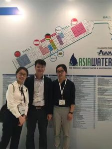 Ασία νερό 2016
