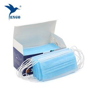 Ιατρική αναπνευστική πολιτική αναπνευστική προστασία προσωπικής ασφάλειας N95
