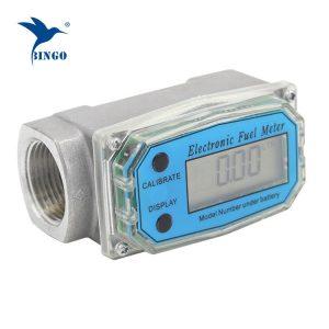 Ροόμετρο νερού για πετρέλαιο, ντίζελ ή βενζίνη