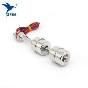 ανοξείδωτο ατσάλι 500 mm 2 αισθητήρας στάθμης νερού αισθητήρα κατακόρυφου πλωτήρα