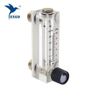 Ροόμετρο νερού με πλωτήρα SUS304