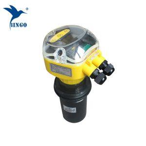 αισθητήρας στάθμης νερού υπερήχων με οθόνη LCD